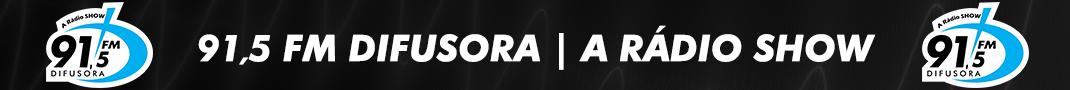 Difusora Laguna 91,5 FM - A rádio show!